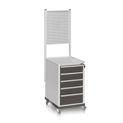 ST-R movable repairing trolley