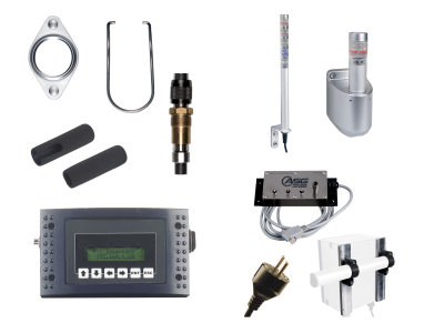 SD2500 Cables and Accessories