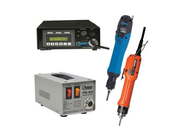Screwdrivers and Power Supplies