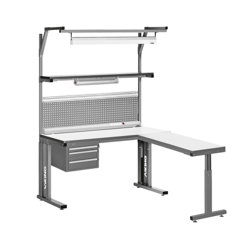 COMFORT ESD workbenches