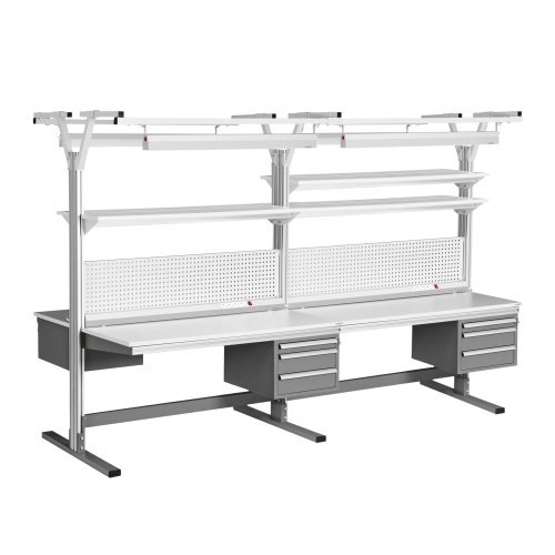 ALLIANCE ESD workbenches