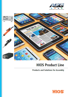 HIOS Product Line Catalogue
