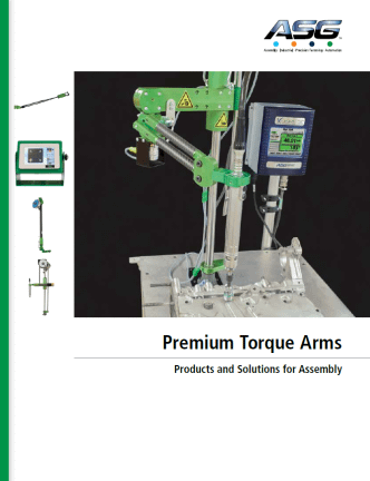 premium torque arms catalogue